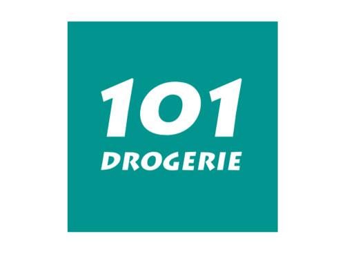 101 drogerie logo